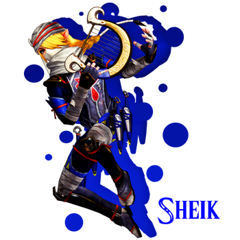 Sheik by Jun-Himekawa