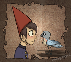 Beatrice and Wirt by Daisyvayle
