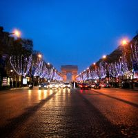 Christmas French Way by Simounet
