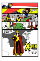 X-Men - Page 4 by EarthmanPrime