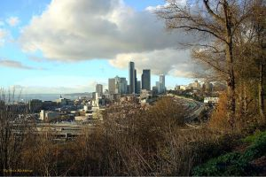 Seattle by iamkjelstrup