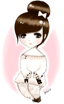 My First Cheeb by risi10