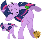 -V- Twilight sort of looks like a backwards ''r'' by Pirill-Poveniy