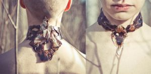 remnants_ neck piece closeup by ThundersSilence