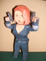 Black widow by Allhallowseve31