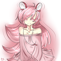 :: Art trade :: SweetPinkCherry by ryanii