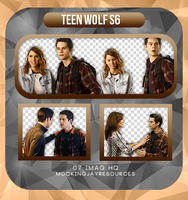 Pack Png: Teen Wolf S6 #373 by MockingjayResources