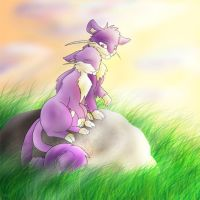 Rattatas in love by Blue-Uncia