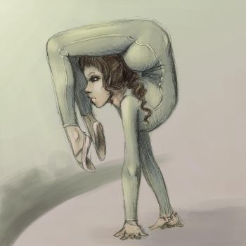 Contortion by apynip
