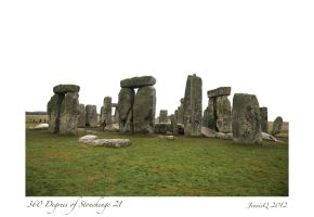 360 Degrees Of Stonehenge 21 by JQ444
