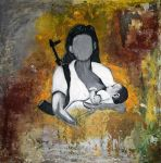A Woman From Nicaragua by Amjad-G