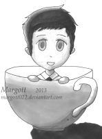 Coffee boy by Margott022