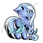 Pony Auction #1 - CLOSED by EmberAdopts