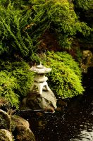 Japanese Garden by LacunaRes