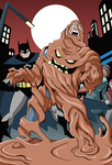 Batman and Robin: Clayface' Slime Spree Interior 4 by LucianoVecchio