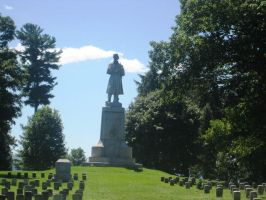 Antietam National Cemetery by ryan99317