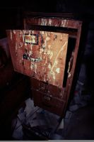 Creepy File Cabinet by jackie-kins