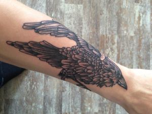 Tattoo design III by Veavictis