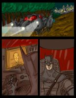 Batman page no captions by tarunbanned