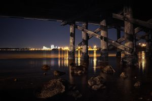 Under the Bridge // 5 by Doom-Skull