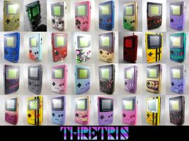 My Custom Gameboy Collage by Thretris