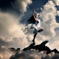 Cloud Dancer by Vitaly-Sokol