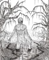 Swamp Thing by Defaced-Fiend
