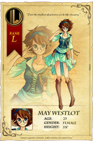 LT: May Westlot by lushan