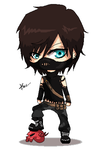 Chibi: Ian by lykitty