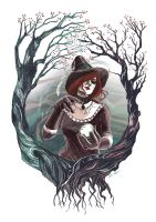 Hedge Witch by ratherlemony