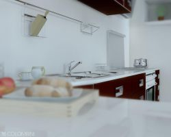 kitchen interior 2 by K1BORG