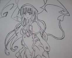 WIP Lala S. Deviluke Parte 2 by G4ADColdChris