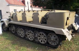 Sd Kfz 6 by c4mper