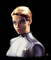 Seven of Nine by RayOcampo