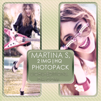 Photopack de Martina Stoessel 004. by Lichu-editions