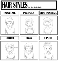 Hair meme by xPandaMandax