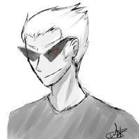 Dirk Doodle by donuttouch