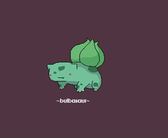 Bulbasaur 001 by juenavei