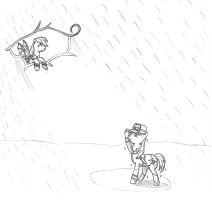 Day 21: Without an Umbrella by TractionEra