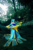 Sona The Maven of the Strings by Kasume-chan