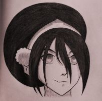 Toph by shahuskies