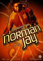 Norman Jay Poster by kitster29