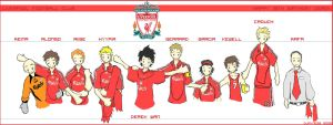 Liverpool FC by Djayness