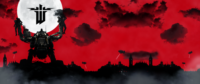 The New Order 3 - 2560x1080 by Wurzh