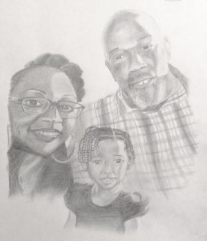 Family Portrait by WillCapers