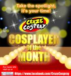 Cosplayer Of The Month by karlonne