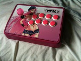 Poison fightstick by ManMisa2009