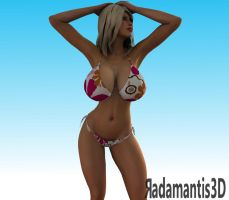 3d Big tits by Radamantis3d