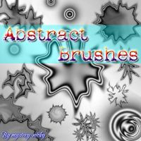 Abstract Brushes by mystery-nicky