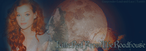 Littleredfromtheroadhouse Banner by XDeadlyImperfectionX